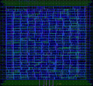 Digital CMOS Layout
